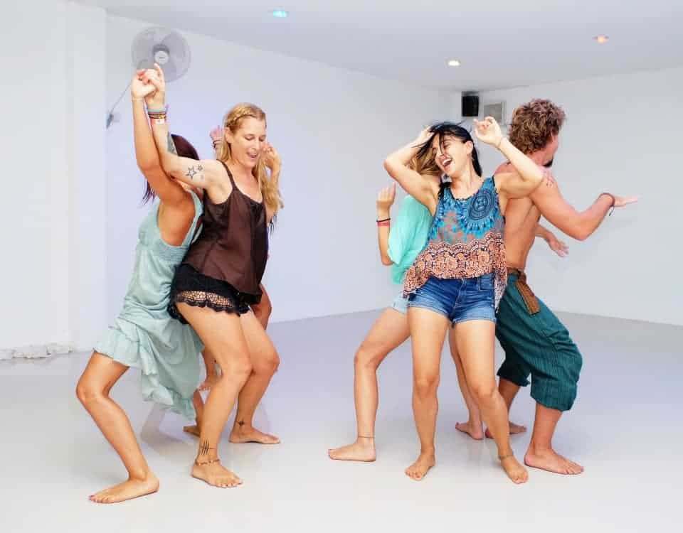 Dance Therapy in Thailand