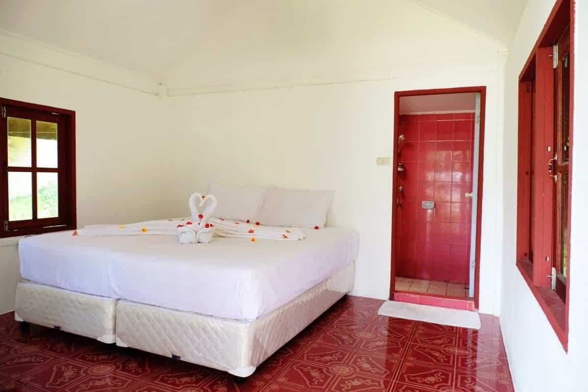 Accommodation type C shared