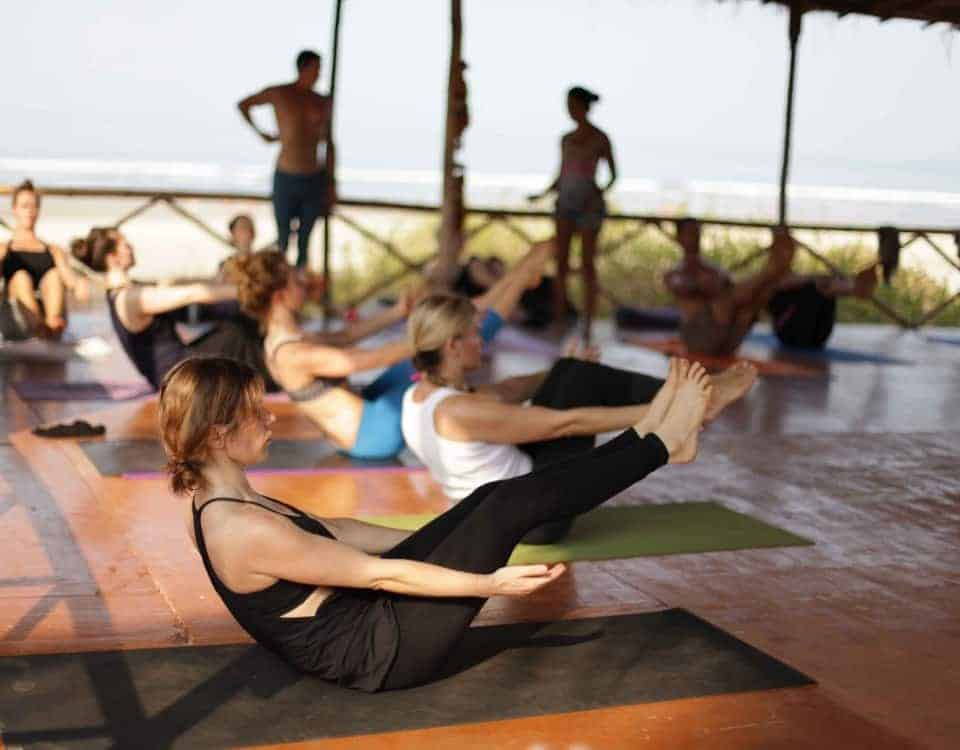 Yoga Course in Thailand