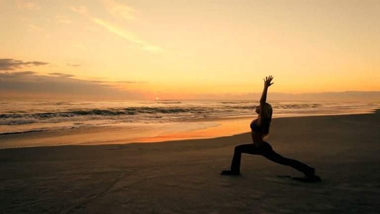 Yoga at Koh Phangan