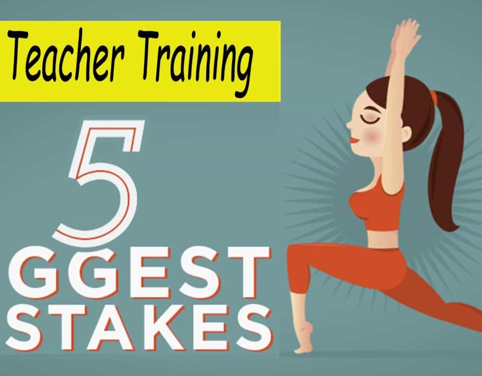 Yoga teacher training mistakes