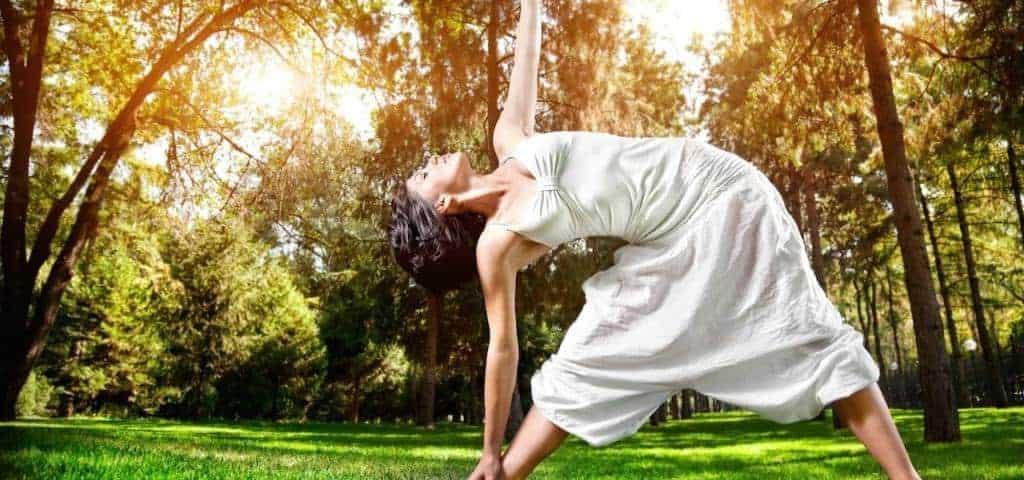 detox with yoga poses