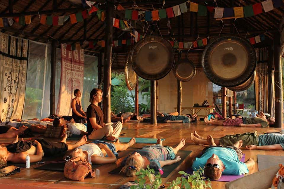 yoga in koh phangan