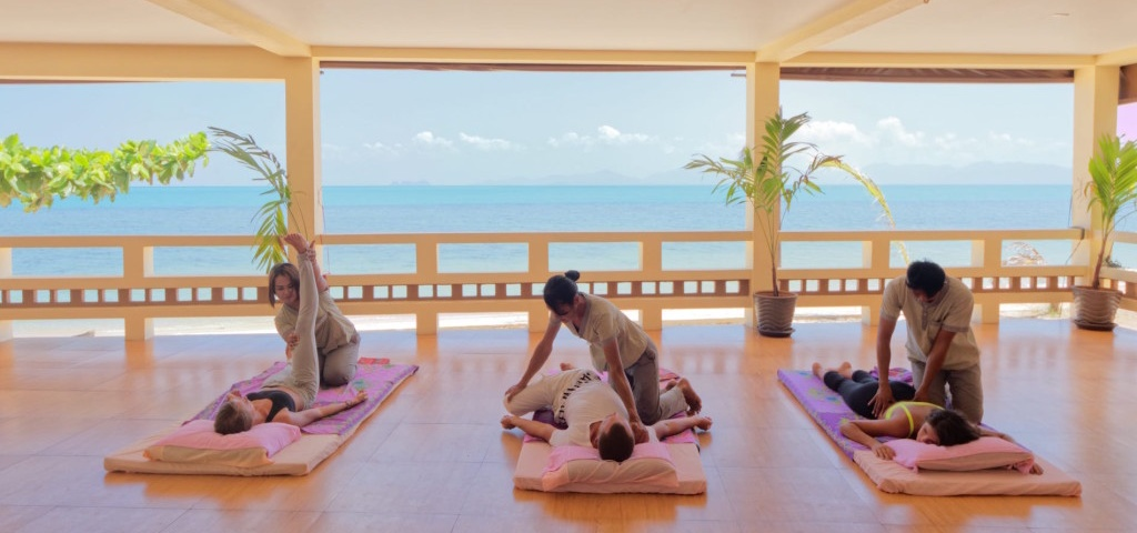 healing center thailand