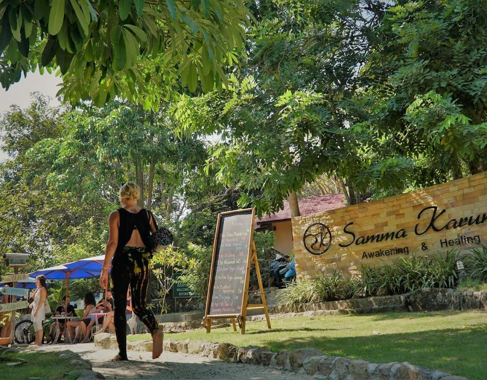 detox resort thailand