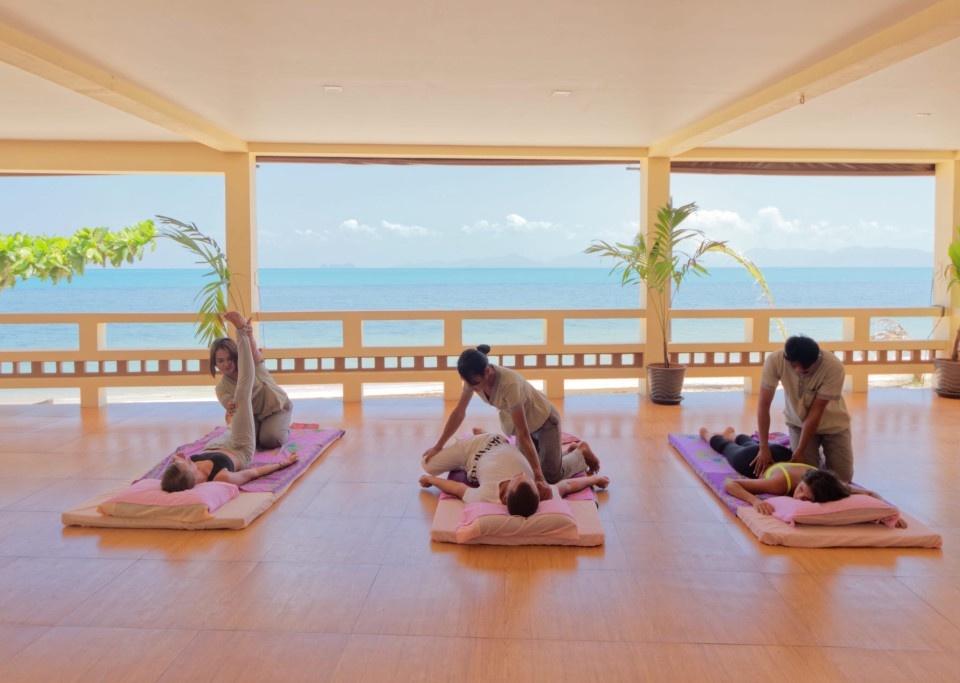 healing centre thailand