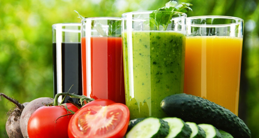 juice and smoothies cleansing program