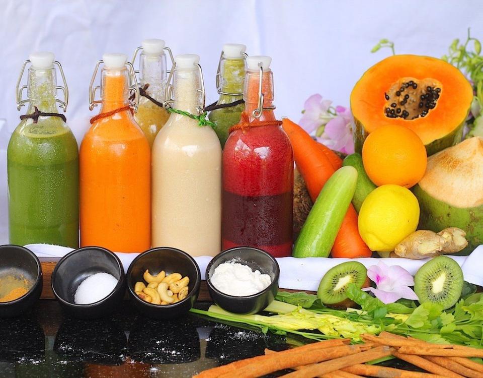 juice detox in thailand