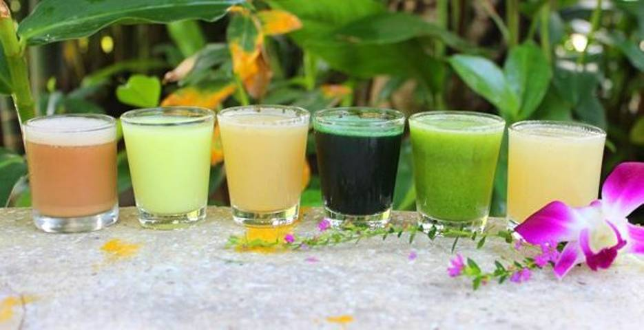 juice detox in thailand